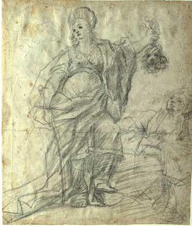 Luca Giordano, Giuditta