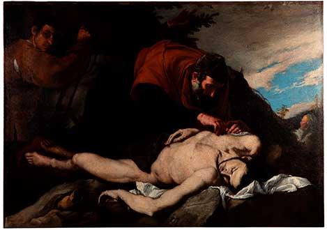Luca Giordano, Il buon samaritano
