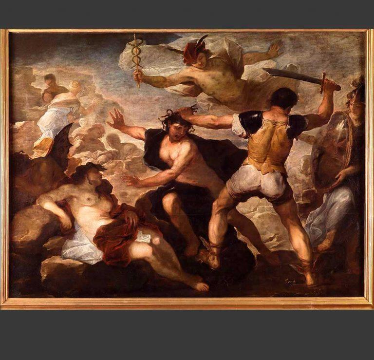 Luca Giordano, Perseo e Medusa